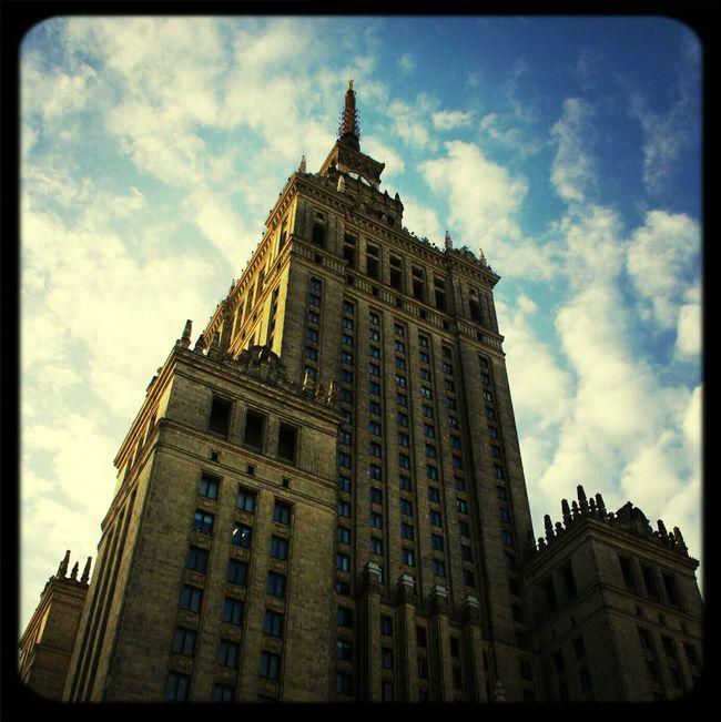 Warszawa  Palackultury