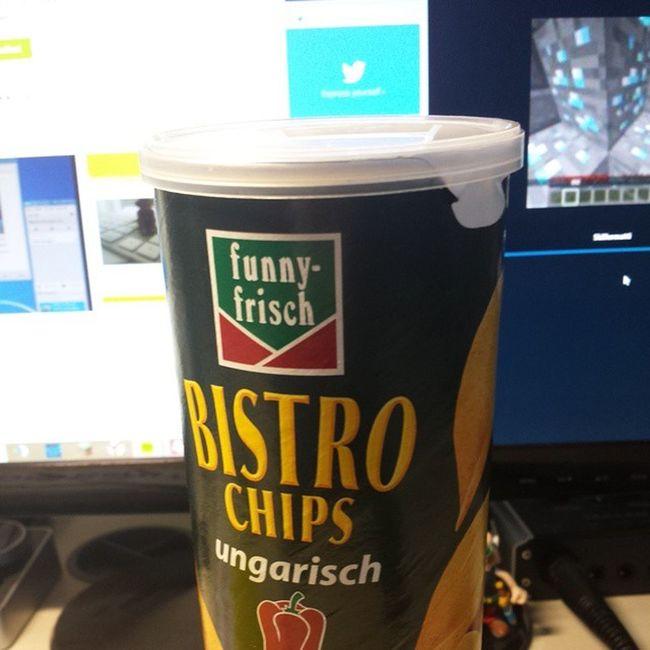 Lecker Chips ;) Unnötigerpost Depth Of Field