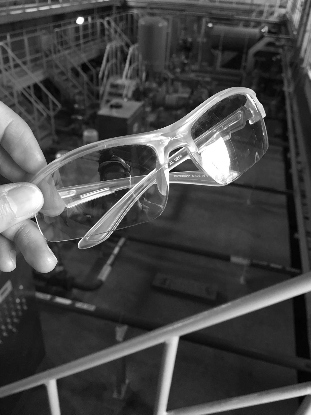 Powerplant Construction Safetyglass Iphonephotography EyeEmGalley