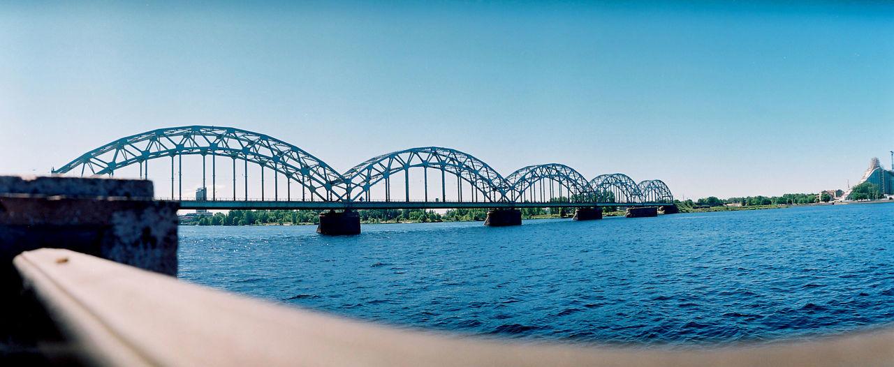 Beautiful stock photos of bridge, Architecture, Building Exterior, Built Structure, Cloud