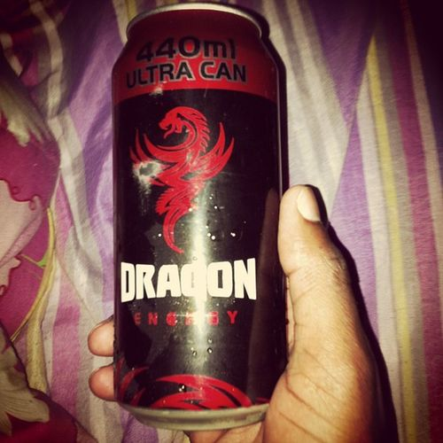A Confiar Umas Dragon Energy Drink Para Matar A Night... Decembring Decembermeal Wizzynation