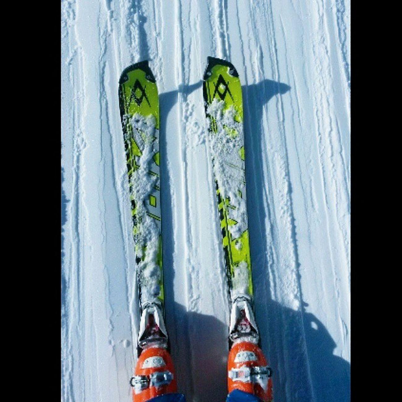 Throwback Pitztal Toponsnow Powdern Volkl Ski Pitztaler Gletscher Skiing Slalom