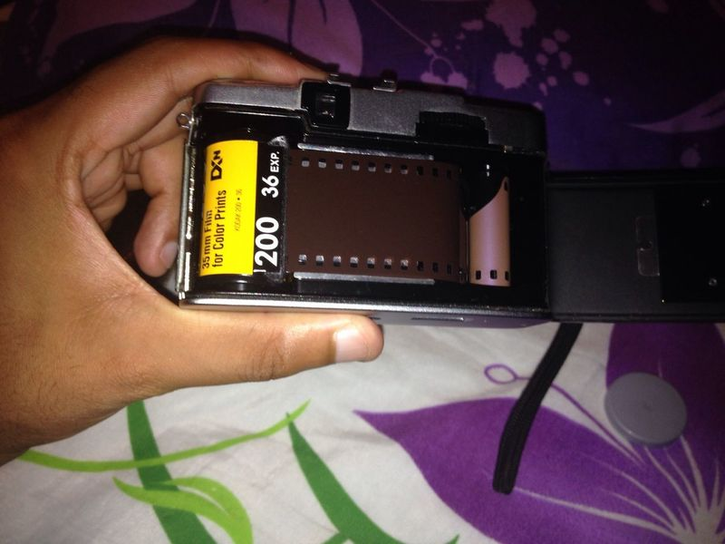 Analog Camera ISO200 Olimpuspen3 35mm Film