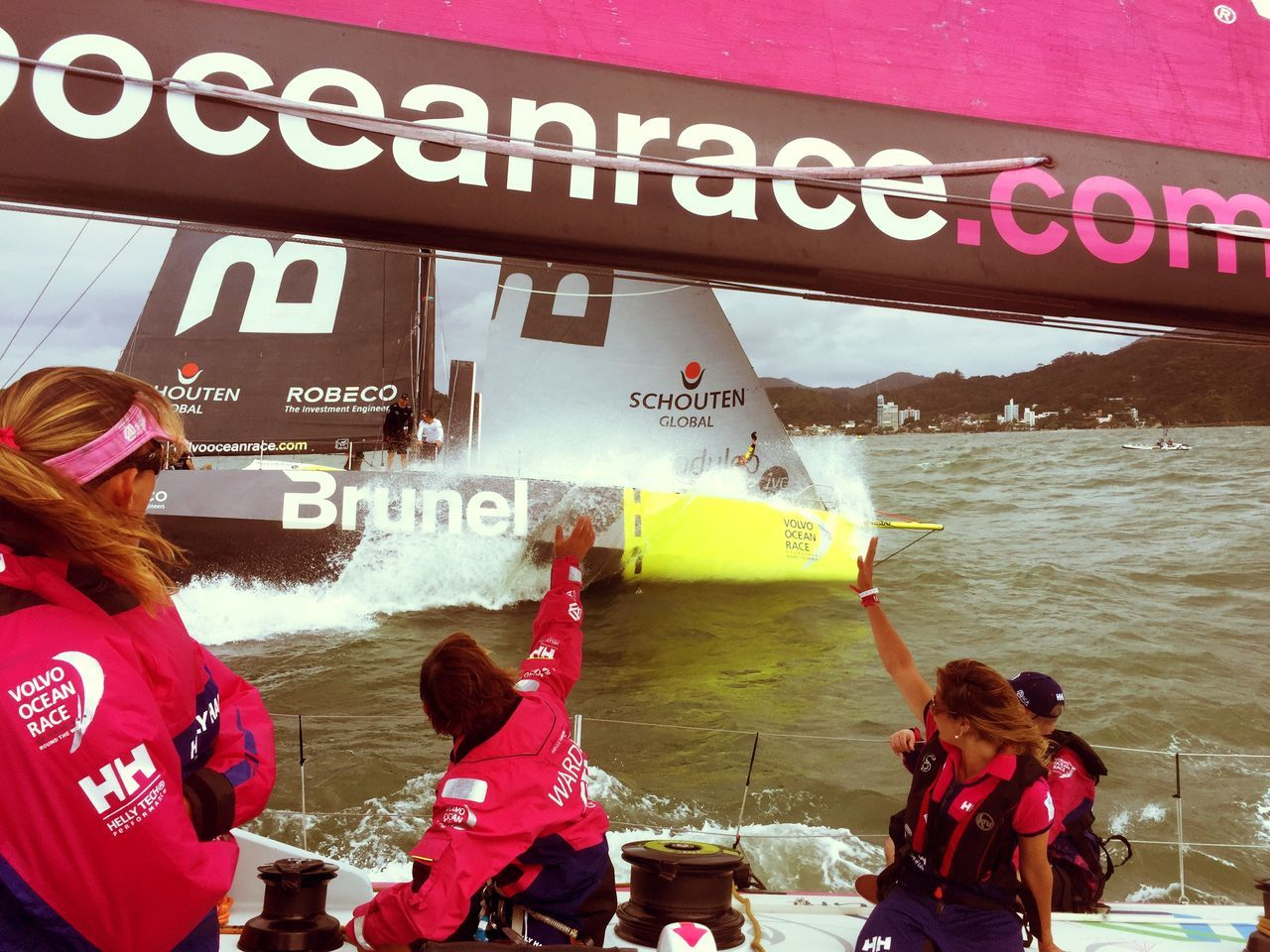 TEAMGAW Volvo Ocean Race Sports Photography Team_SCA Vor TeamSCA Regata Sailing ItajaiStopOver