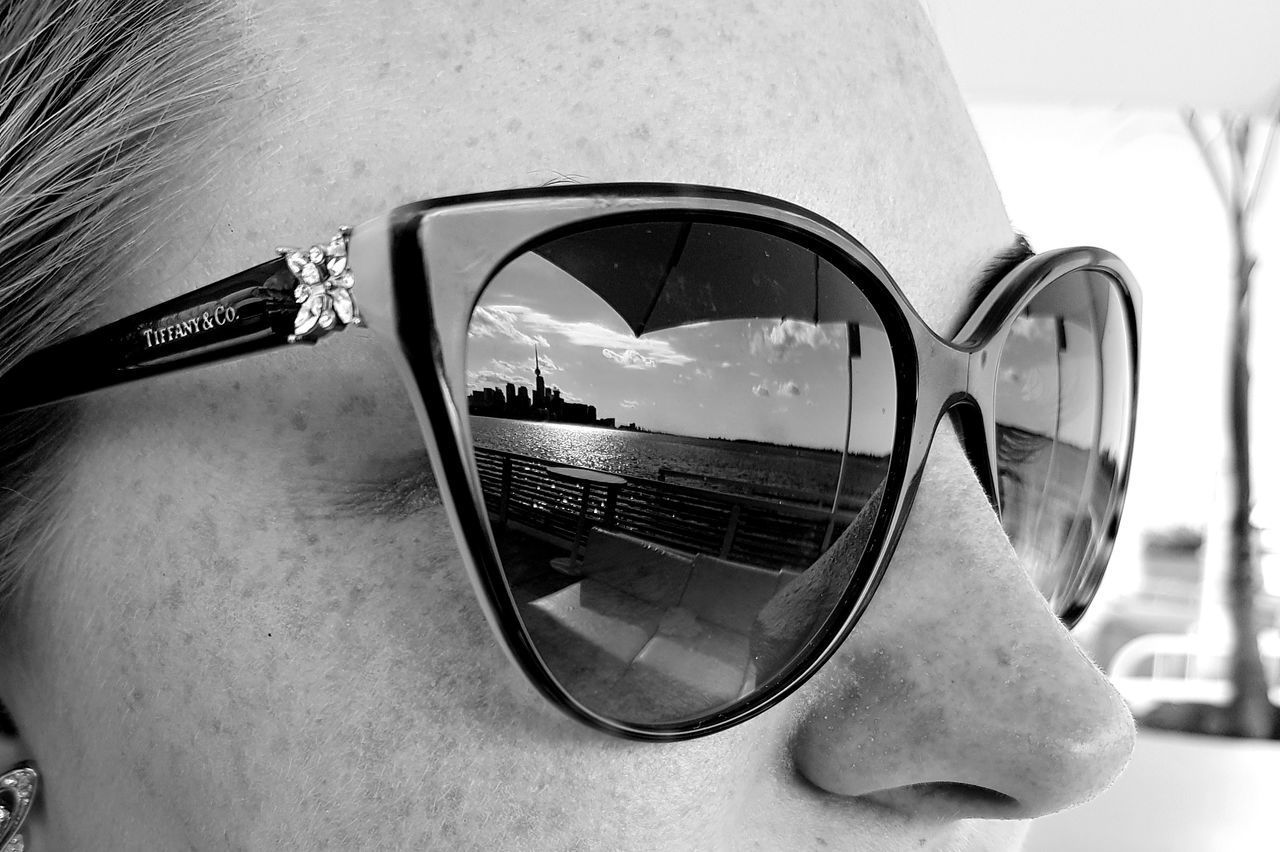 Sunglasses Eyeglasses  Summer Reflection Travel Building Exterior Urban Skyline Built Structure Canada150 Architecture City Toronto Canada Toronto Canada Photos Canada Skyscraper Cityscape Travel Destinations Close-up Outdoors Ditch Fridays Cabana Pool Bar The Week On EyeEm