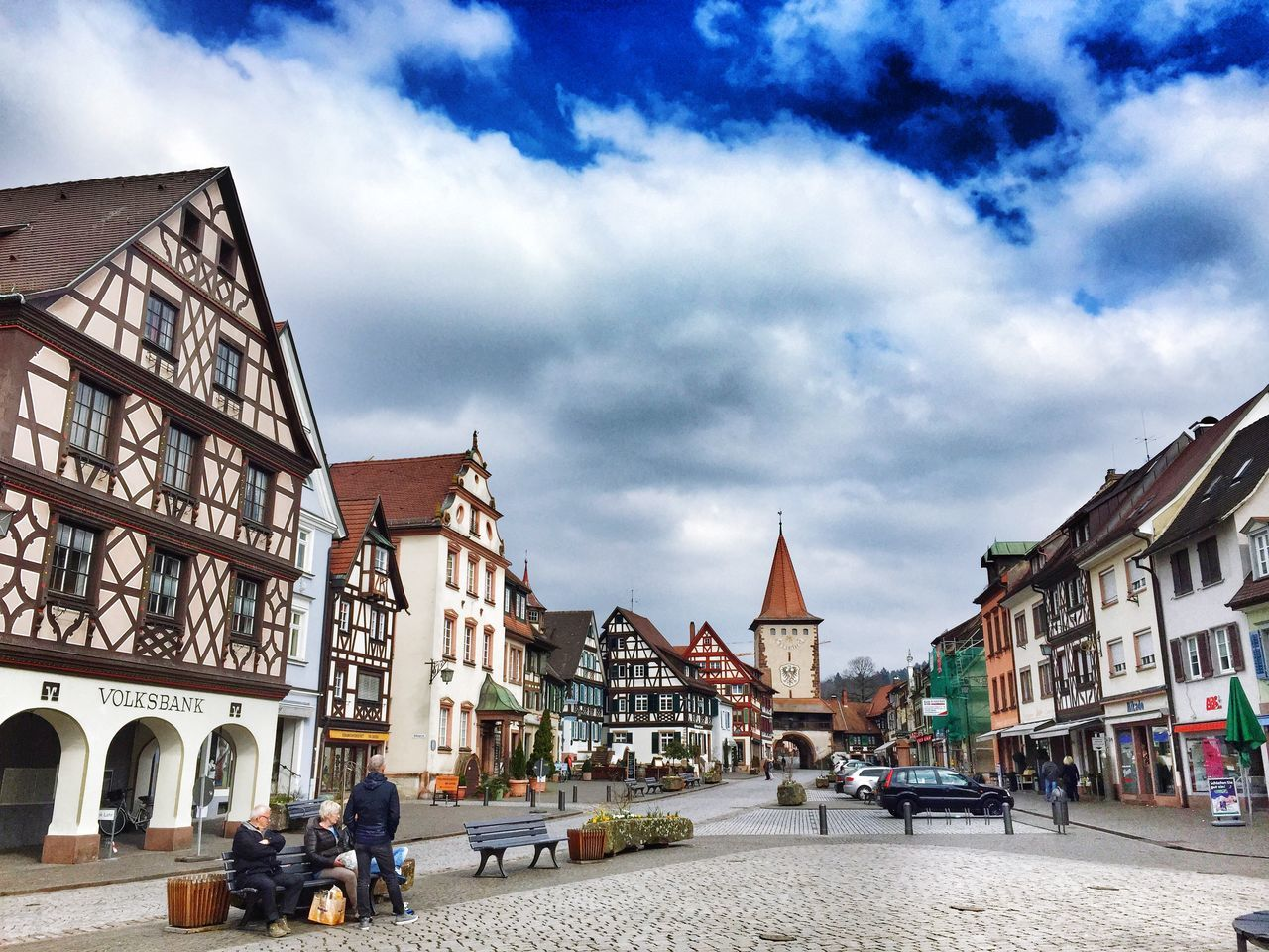 Gengenbach Nice City The Places I've Been Today Nice Place Fachwerk