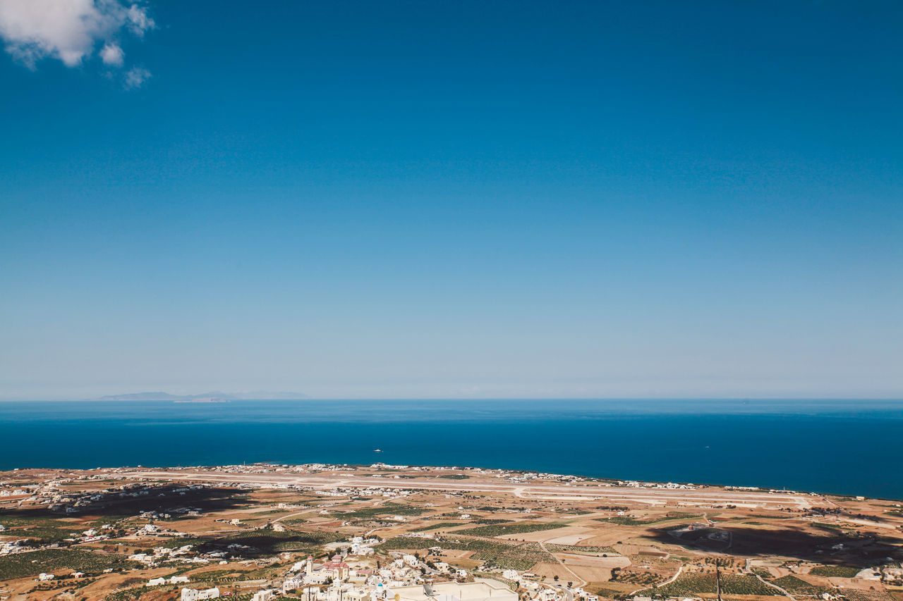 Beautiful stock photos of greece, Beauty In Nature, Blue, Copy Space, Day