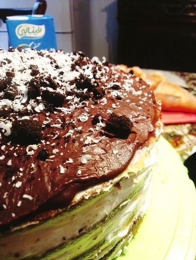 Just awesome chocolate cake !