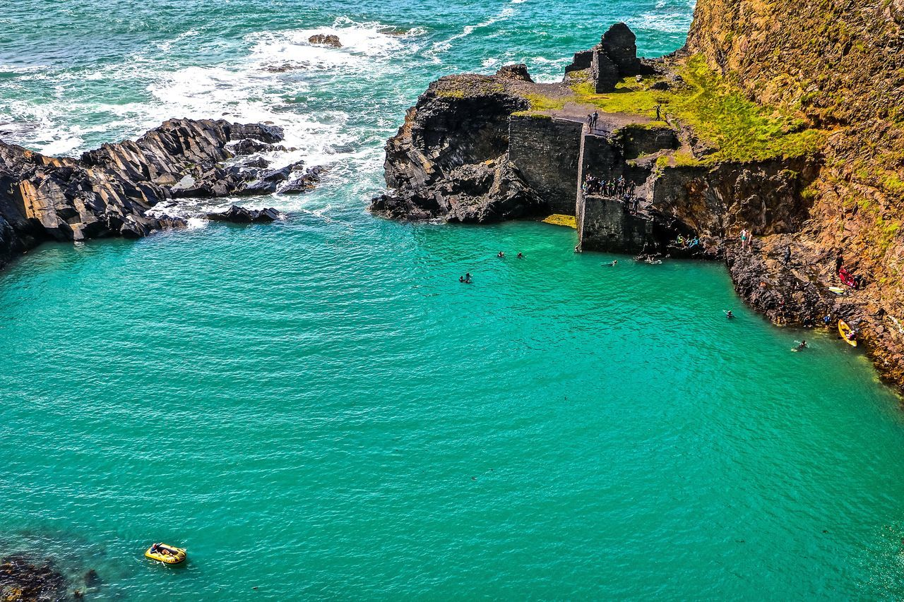 Beauty In Nature Coast Pembrokeshire Pembrokeshire Coast Sea Wales Wales❤ Water