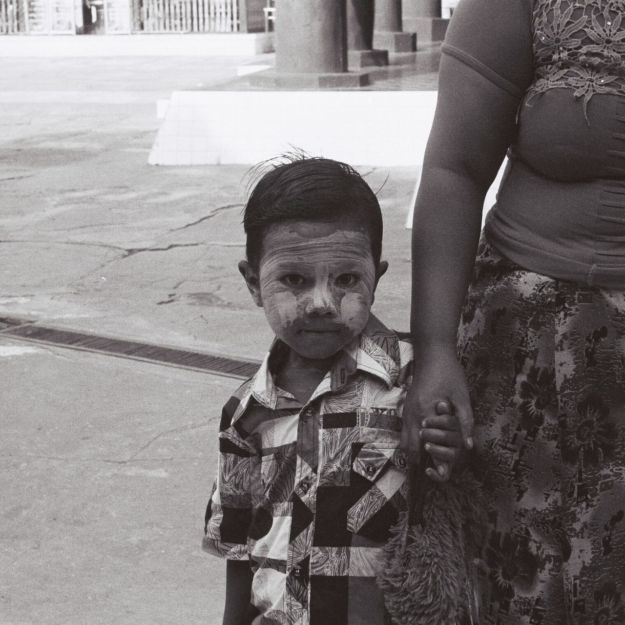 The Portraitist - 2017 EyeEm Awards The Photojournalist - 2017 EyeEm Awards The Street Photographer - 2017 EyeEm Awards Child Real People Travel Destinations Black And White Backandwhite Ishootfilm Iusefilm 35mm Ilford FP4 Plus Myanmar Lifestyles
