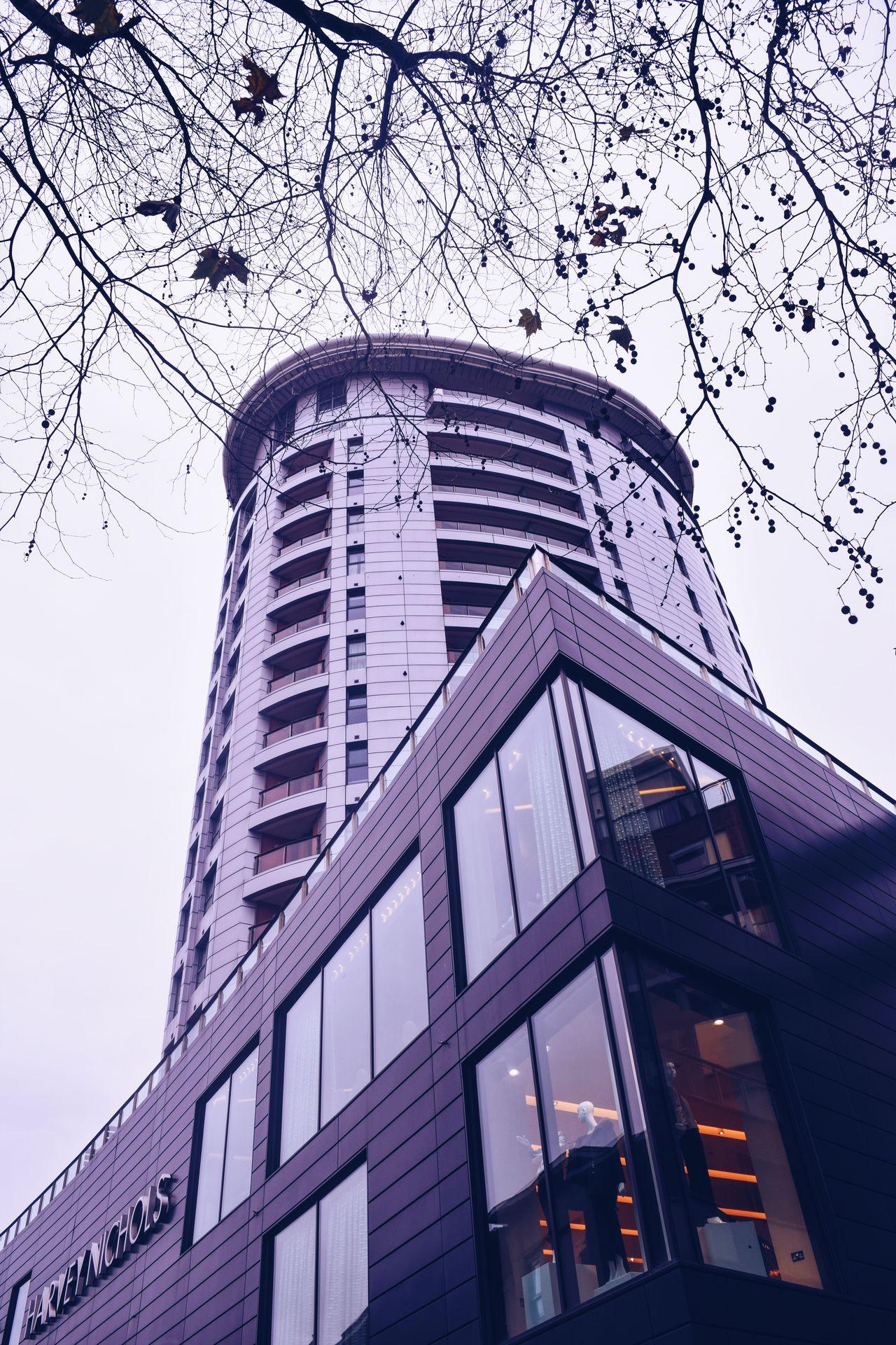 Buildings Architecture Design Outdoors Sky Trees Windows Lights Bristol United Kingdom