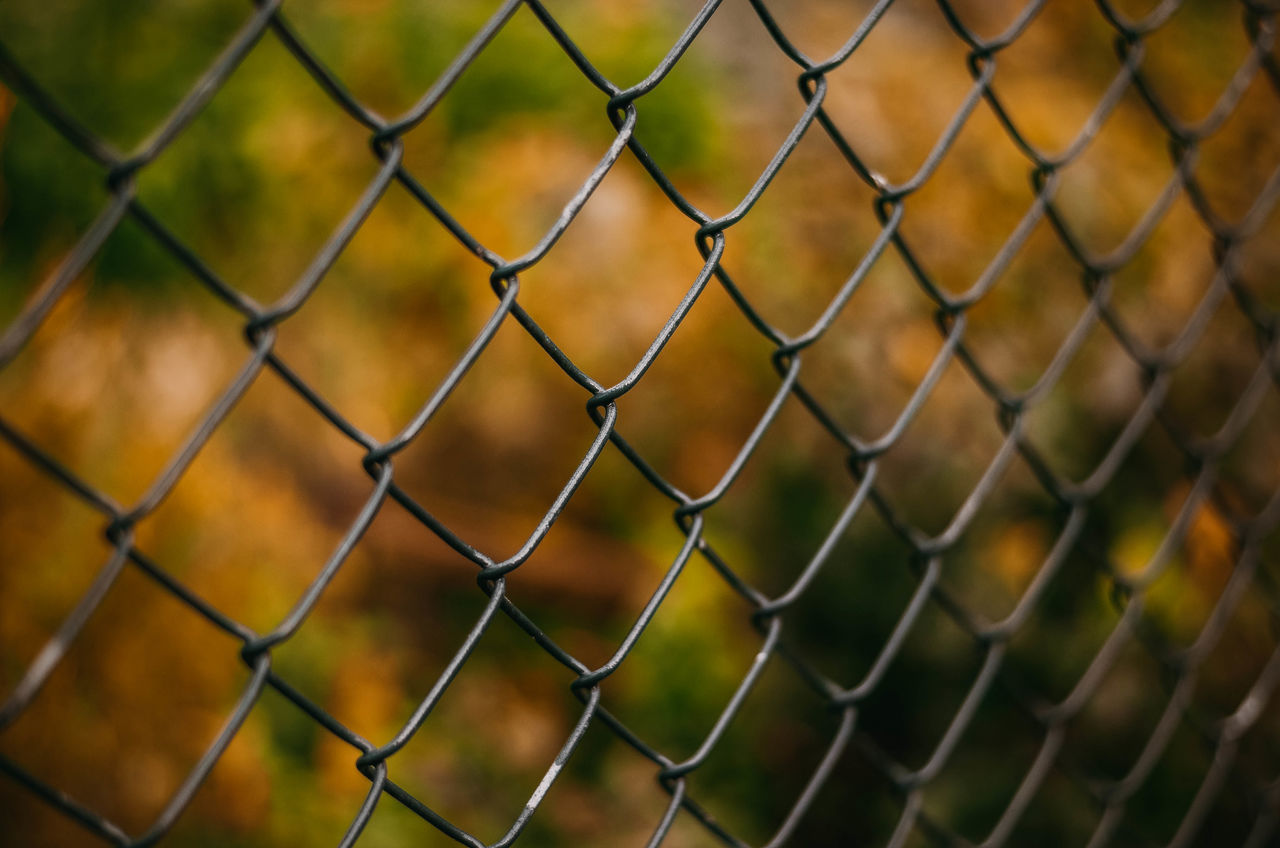 Autumn Autumn Colors Nature Nikon Poland Chainlink Fence Close-up Day Detail Details Full Frame Kaszuby Kaszuby Eyeem Metal No People Olaf Eyeem Outdoors Pattern Playing Field Poland Eyeem Protection Safety Security Sky Stop