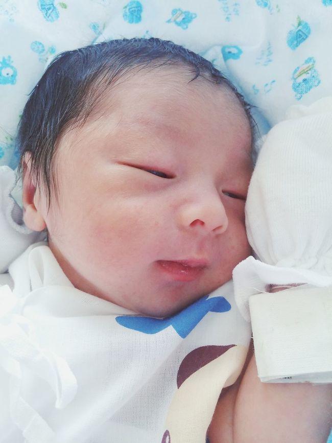 My baby boy...welcome to my world... Taking Photos Eyem Gallery Photography Eyeemthailand Newborn Newborn Baby NewBornPhotography  Newborn Baby Boy