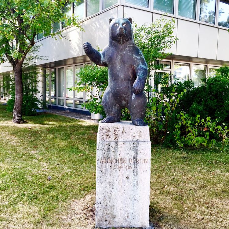 Architecture Bear Berlin Bear