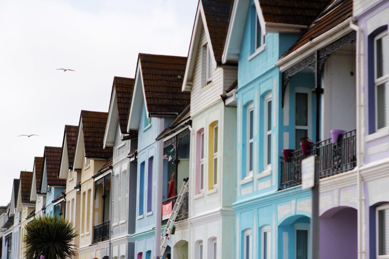 Rainbow town Taking Photos Worthing England First Eyeem Photo