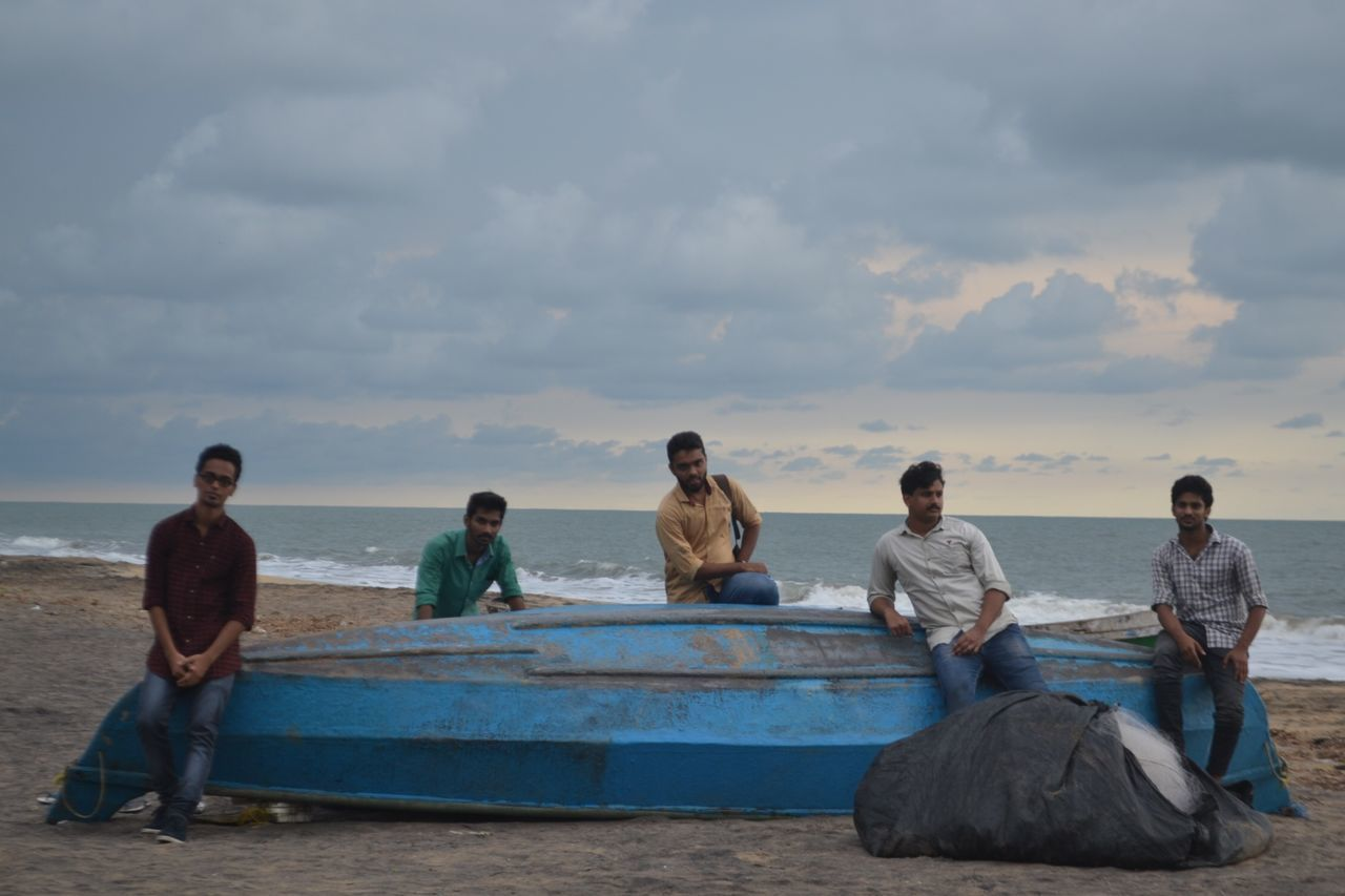 Well Turned Out Periyambalam Beach