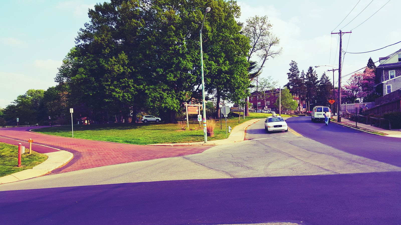 Neighborhood My Neighborhood Elkins Park Walking Around Walk Vibing In My City Colors Blown Out Galaxys6