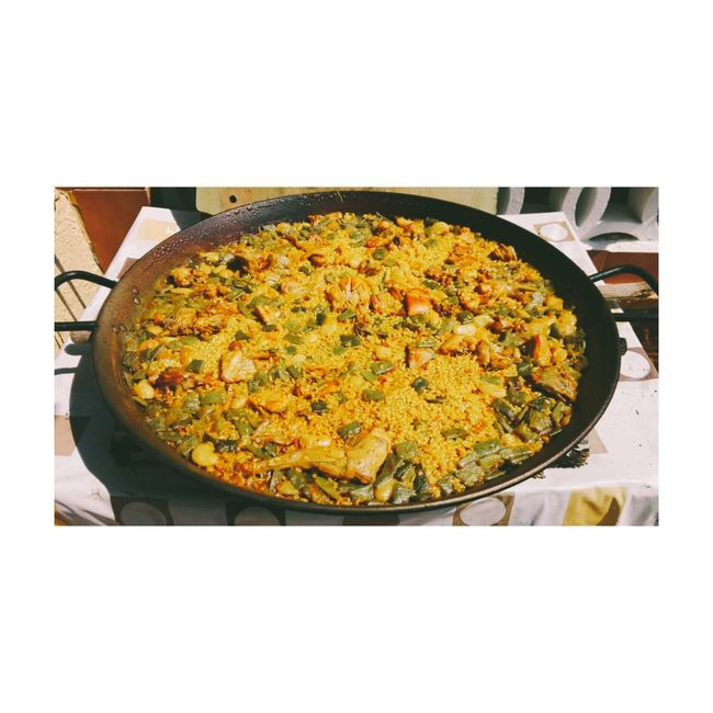 Paella First Eyeem Photo
