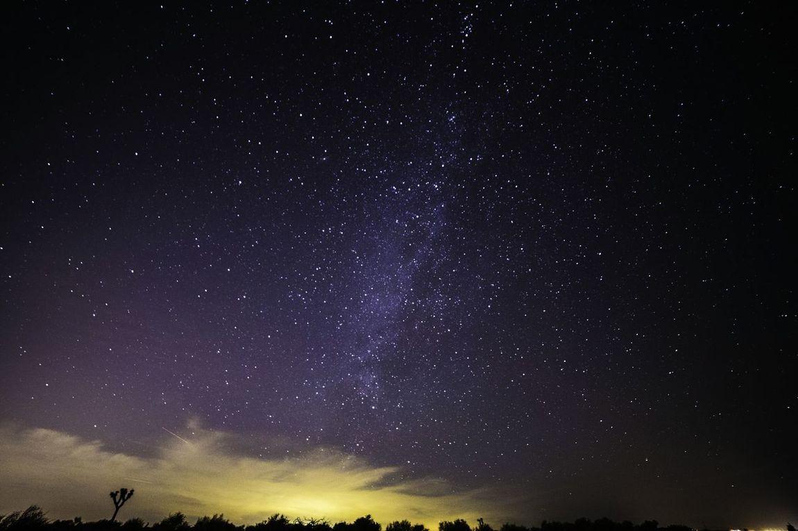The beauty of God's creation! Inawe God'screation Stars Milkywaygalaxy First Eyeem Photo