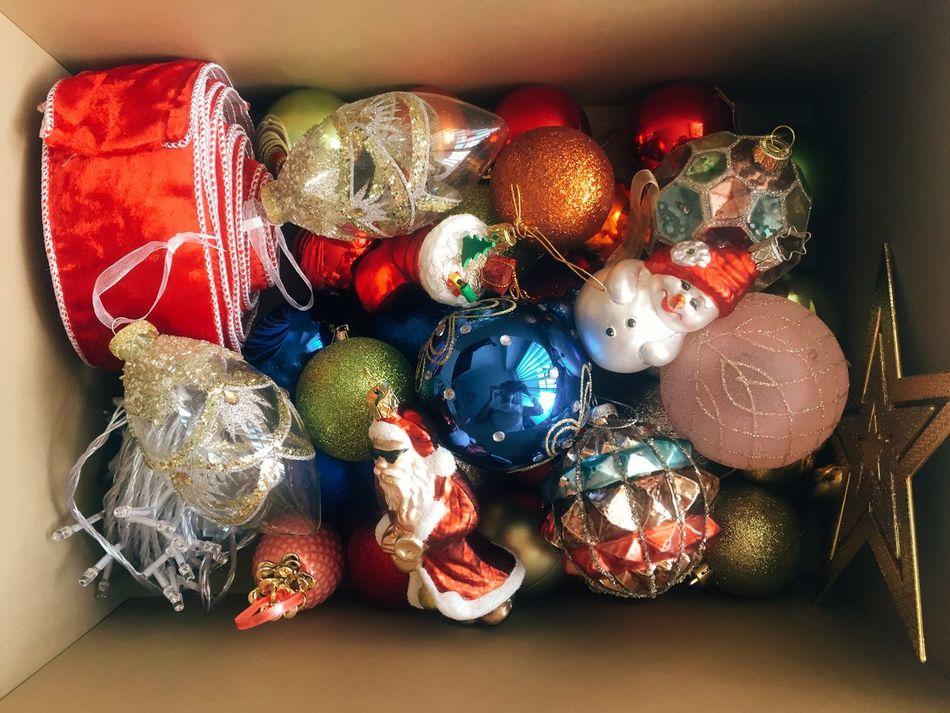 Beautiful stock photos of santa claus, Abundance, Box - Container, Celebration, Celebration Event