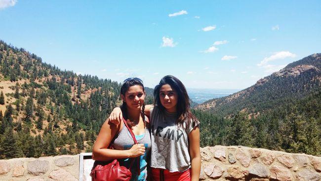 Helen Hunt Falls Colorado Mountians Family❤
