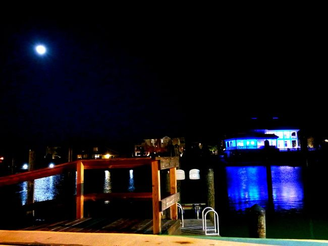 Night Lights Nightography Full Moon Water_collection