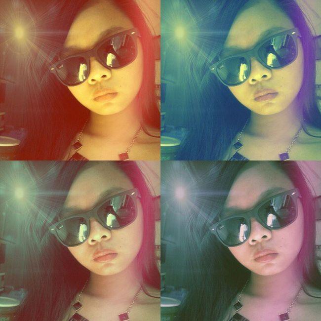Sunny days... Selfportrait Selfie TheFaceshot Sunnies popart