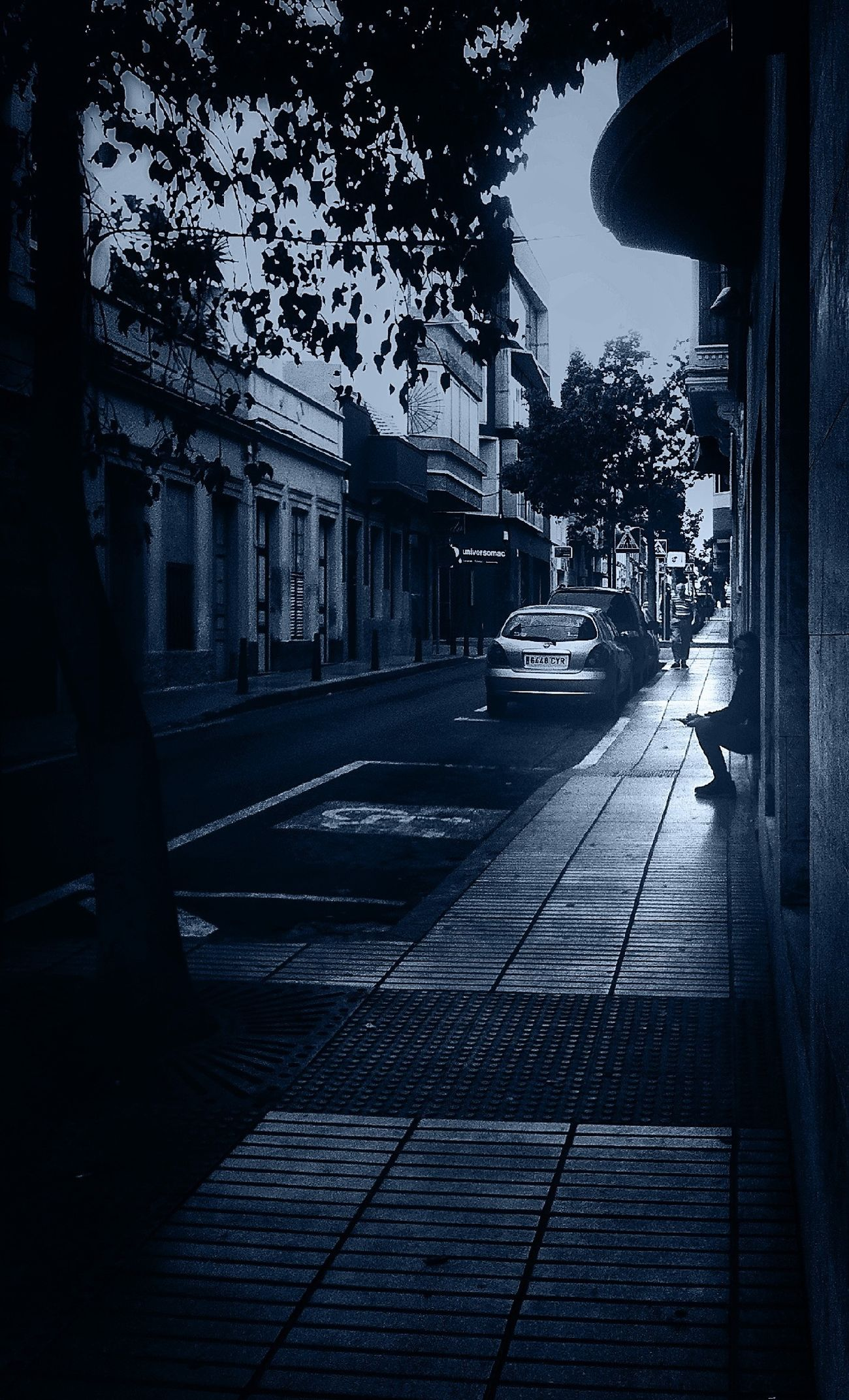 Las Palmas De Gran Canaria Bw_collection Blackandwhite SPAIN