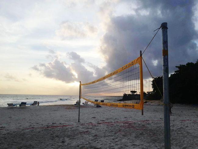 Weekend Beautiful Sunset Islandlife