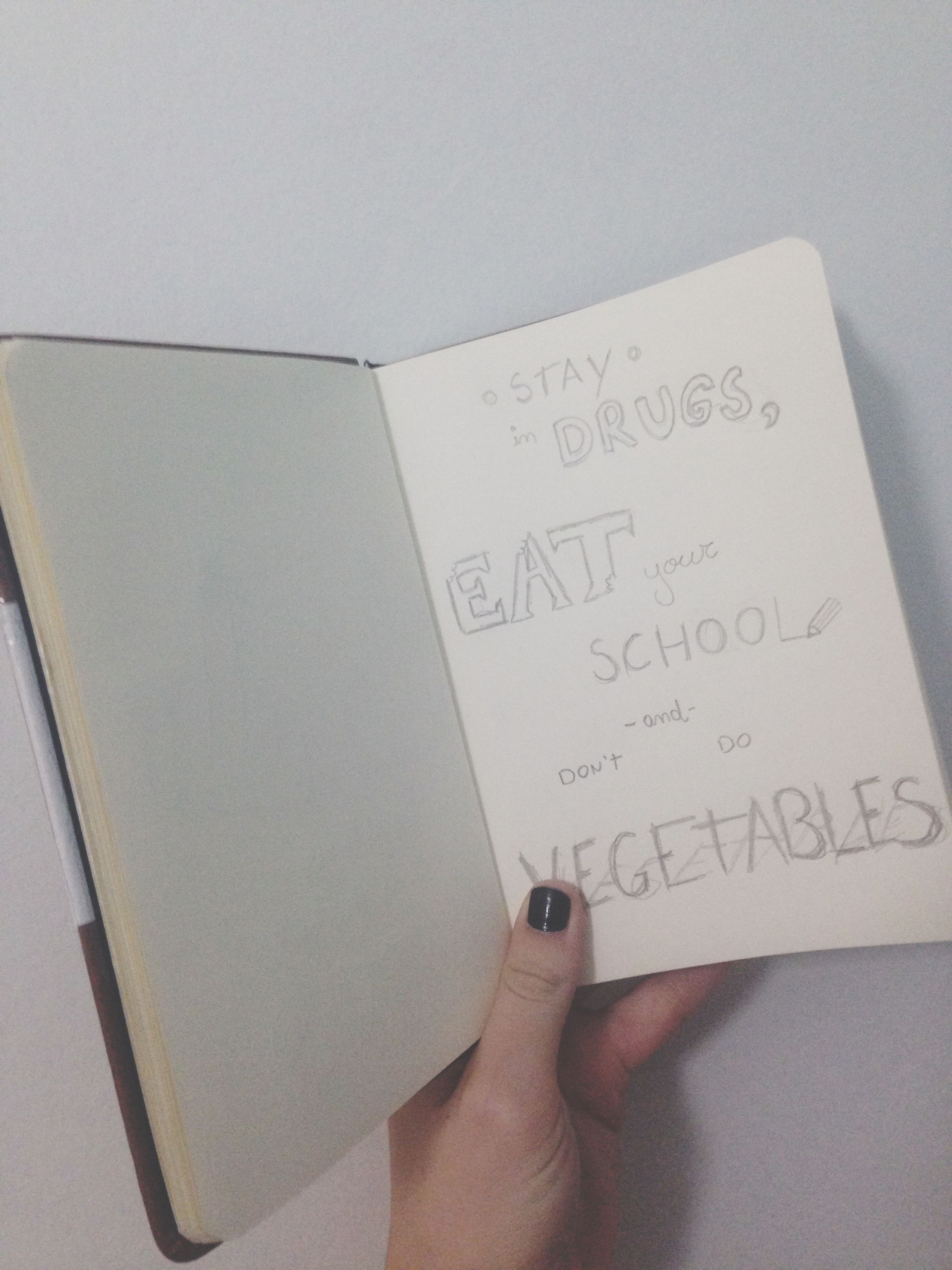text, indoors, person, communication, western script, part of, cropped, paper, book, human finger, close-up, holding, personal perspective, education, writing, handwriting, message
