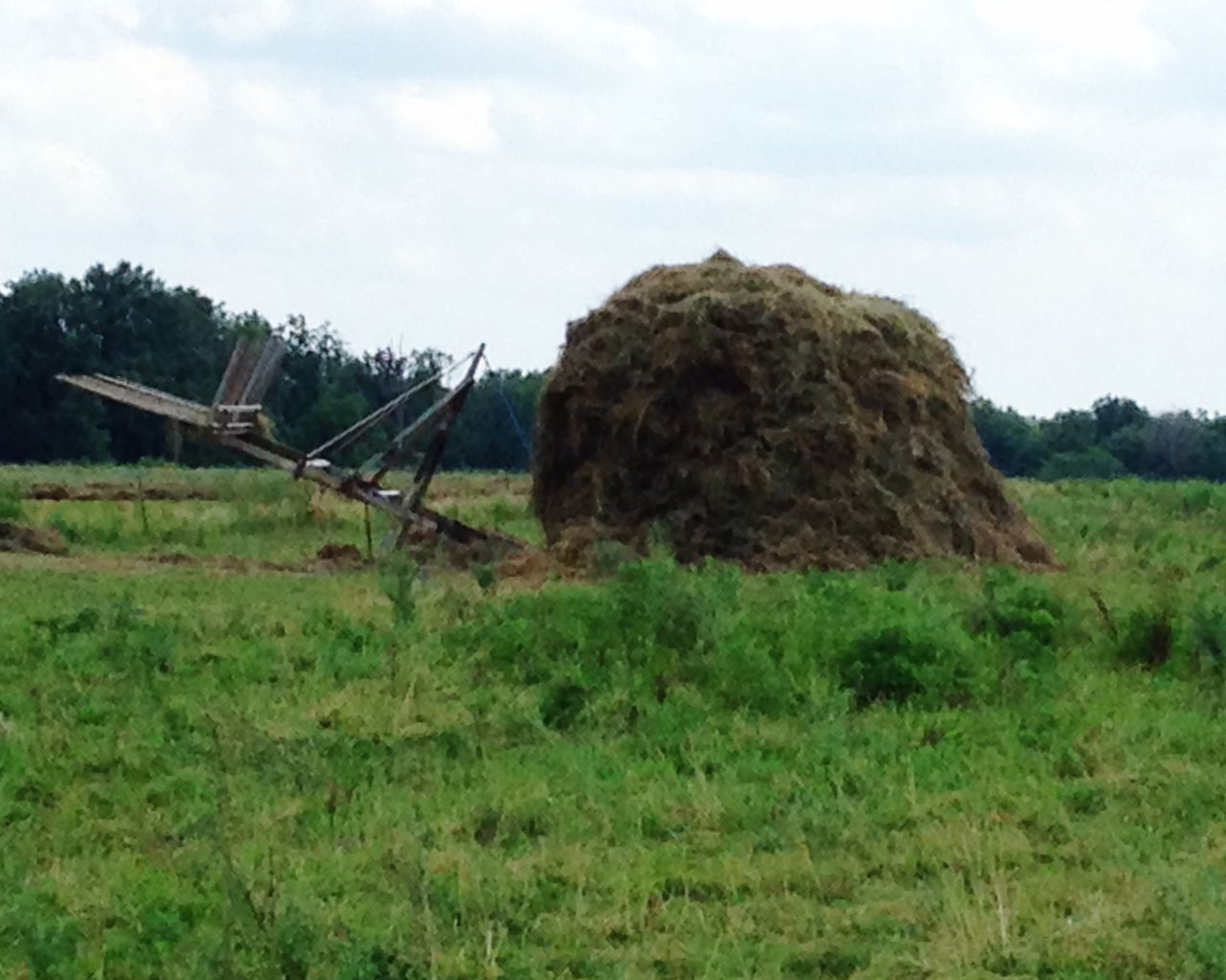 Amish Amishcountry Farming Agriculture Country Life Hay Haystacks