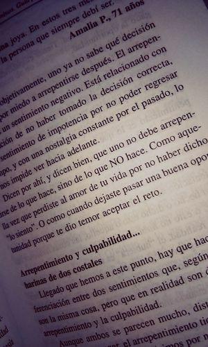 """""""Dicen por ahi que umo no debe arrepentirse de lo que hace, si no de lo que NO hace"""" Vida solo hay una.. JuanPabloValdes ☺😍"""