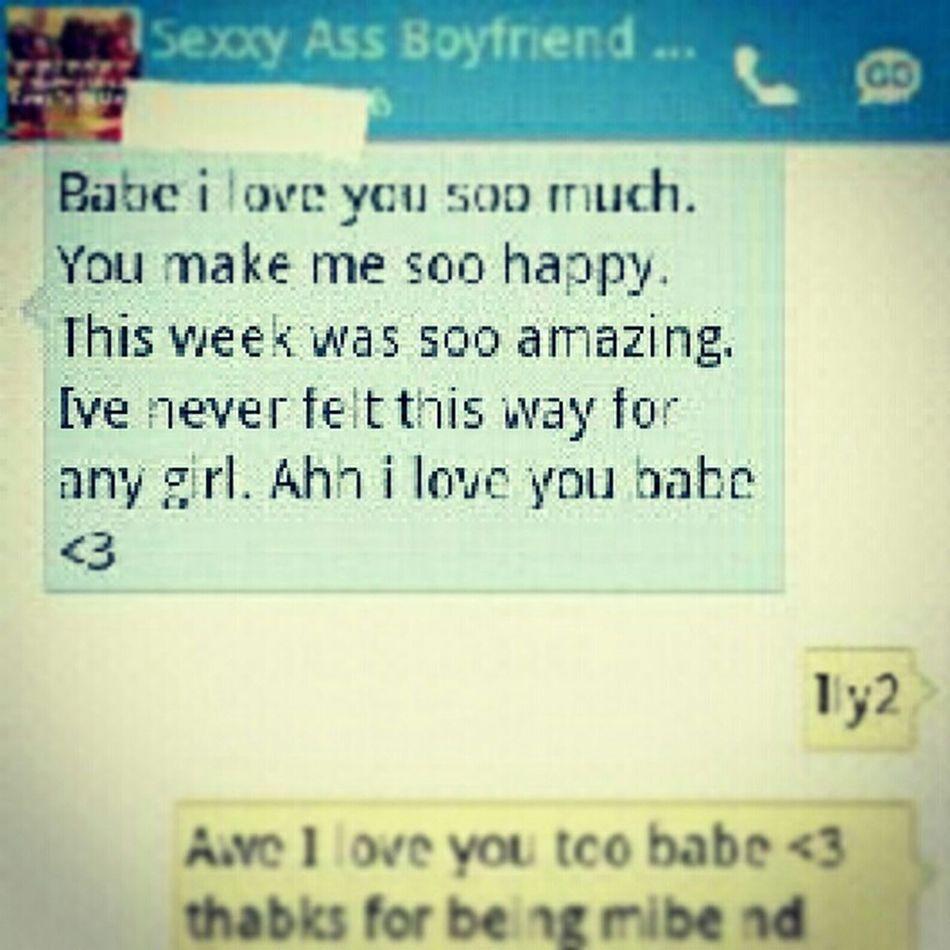 Boyfriend Text