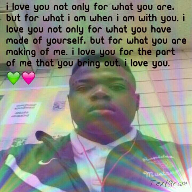 I Love This Dude So Much I Wouldnt Trade Him For Anything He Has My →♥
