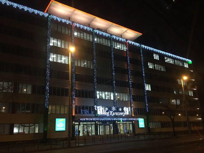 Groupama Karácsony 😊 Karacsony Christmas Lights Dekoration