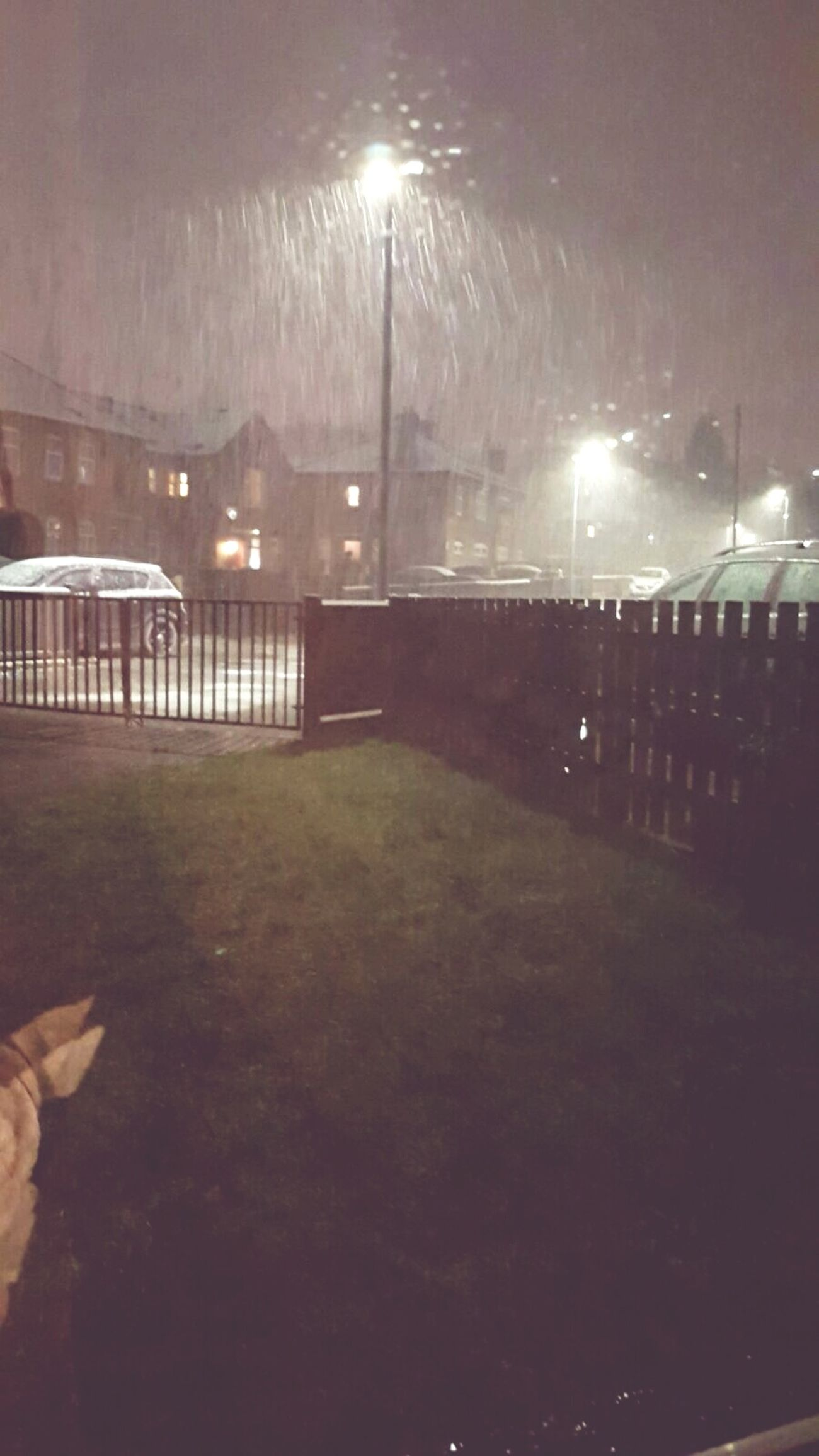 Snowing Salford First Eyeem Photo