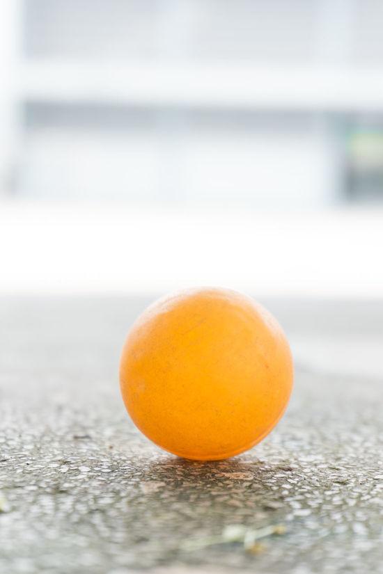 Yellow Ball Ball Pingpong Ball Sea Table Table Tennis