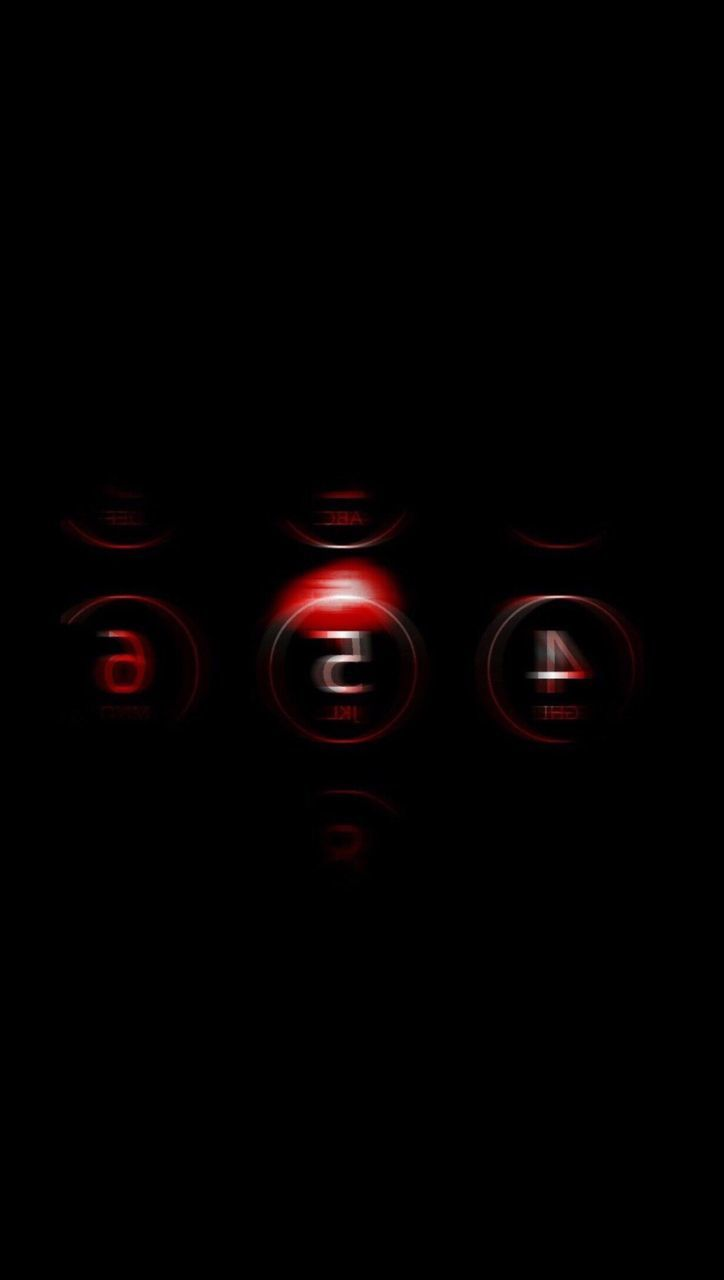 copy space, black background, red, backgrounds, no people, technology, neon, day