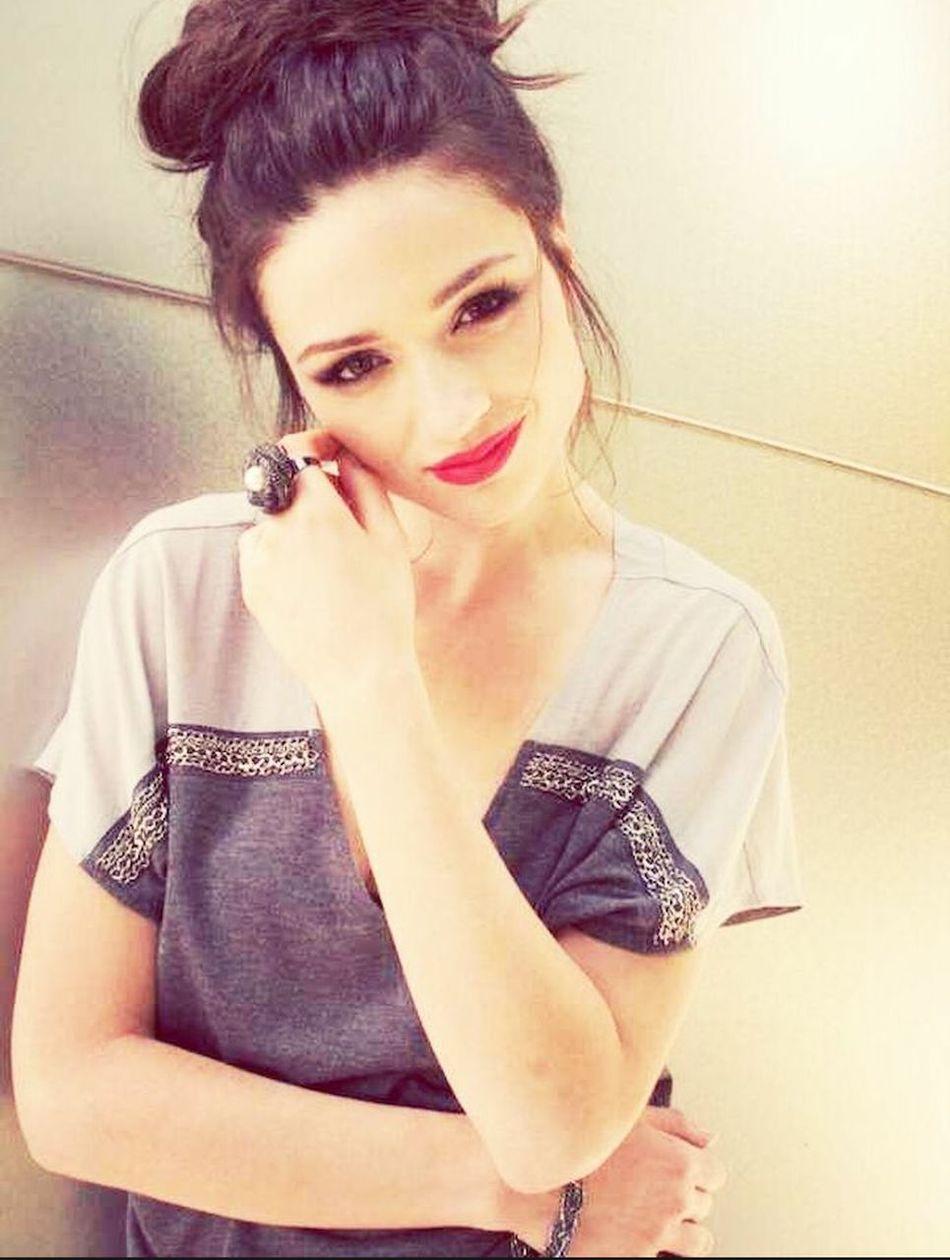 Allison Argent Teenwolf 😍❤ First Eyeem Photo