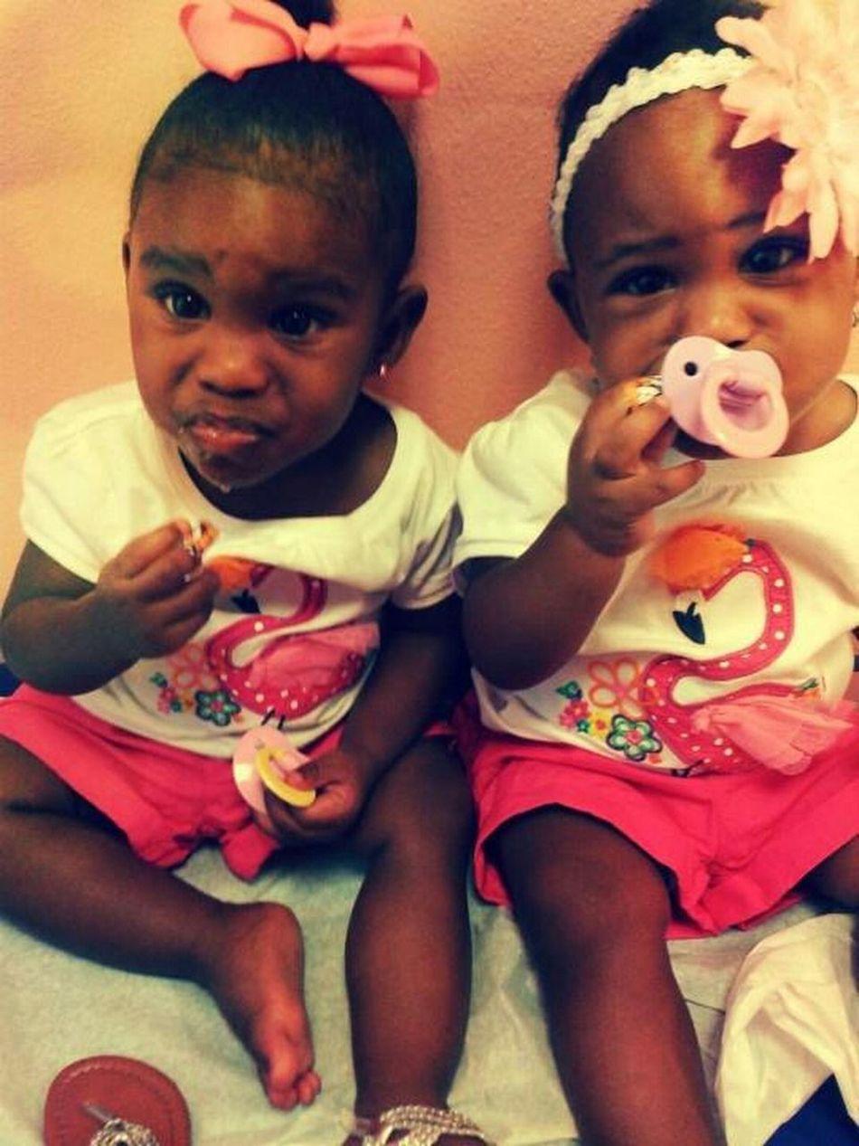 My TWINCESSES.