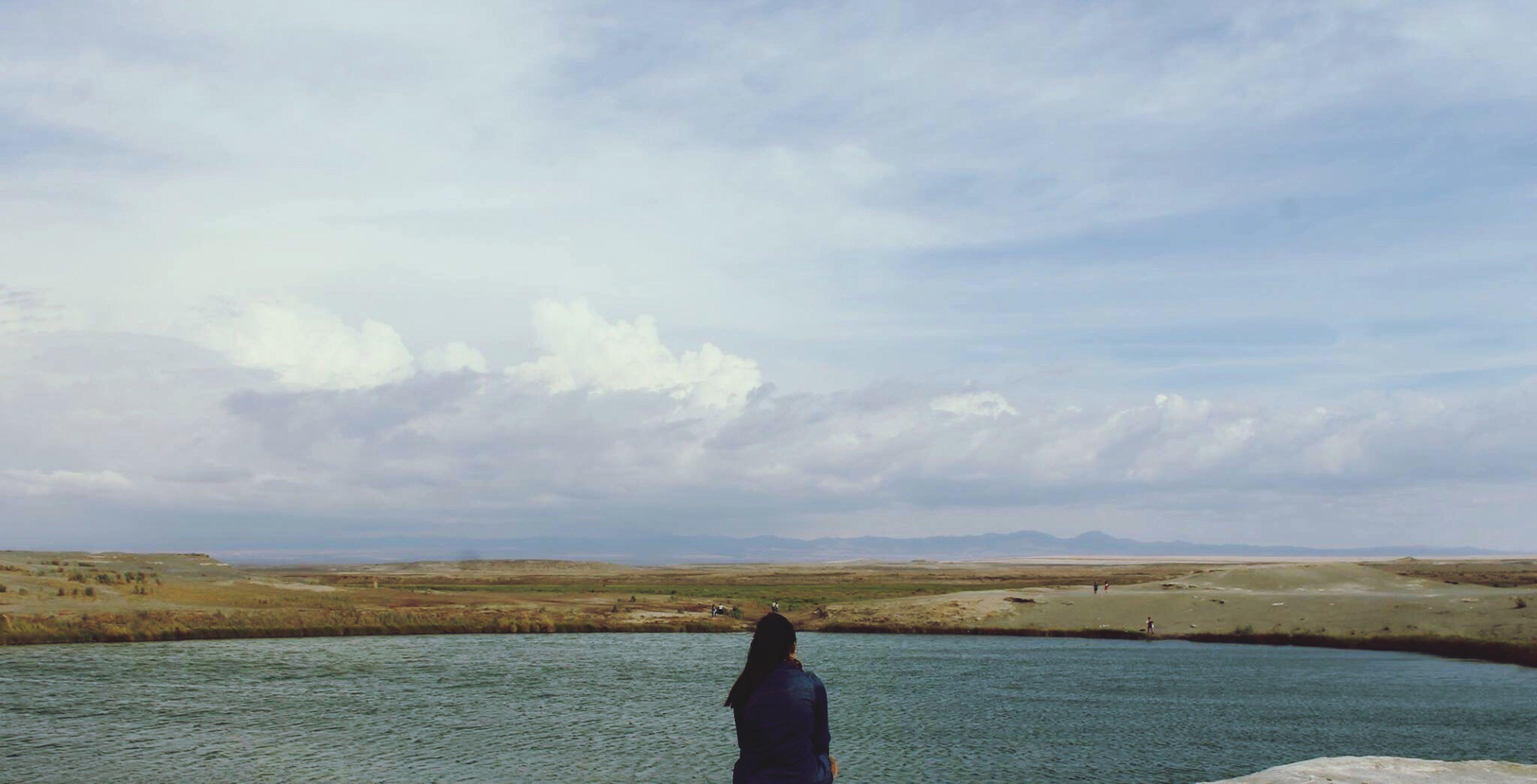 Lagunaelinka Sanpedro Laguna Inkakoya Ojodemar