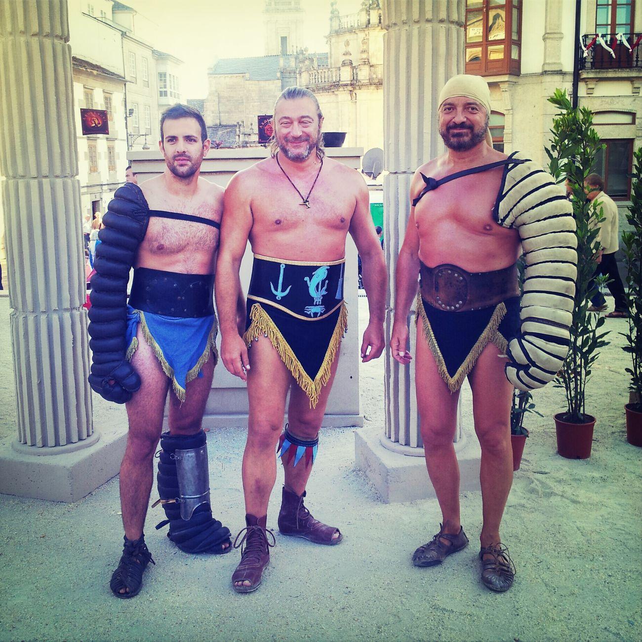 Romani di Roma en ARDE LUCUS Arde Lucus EyeEm Meetup Men Protrait Street Photography