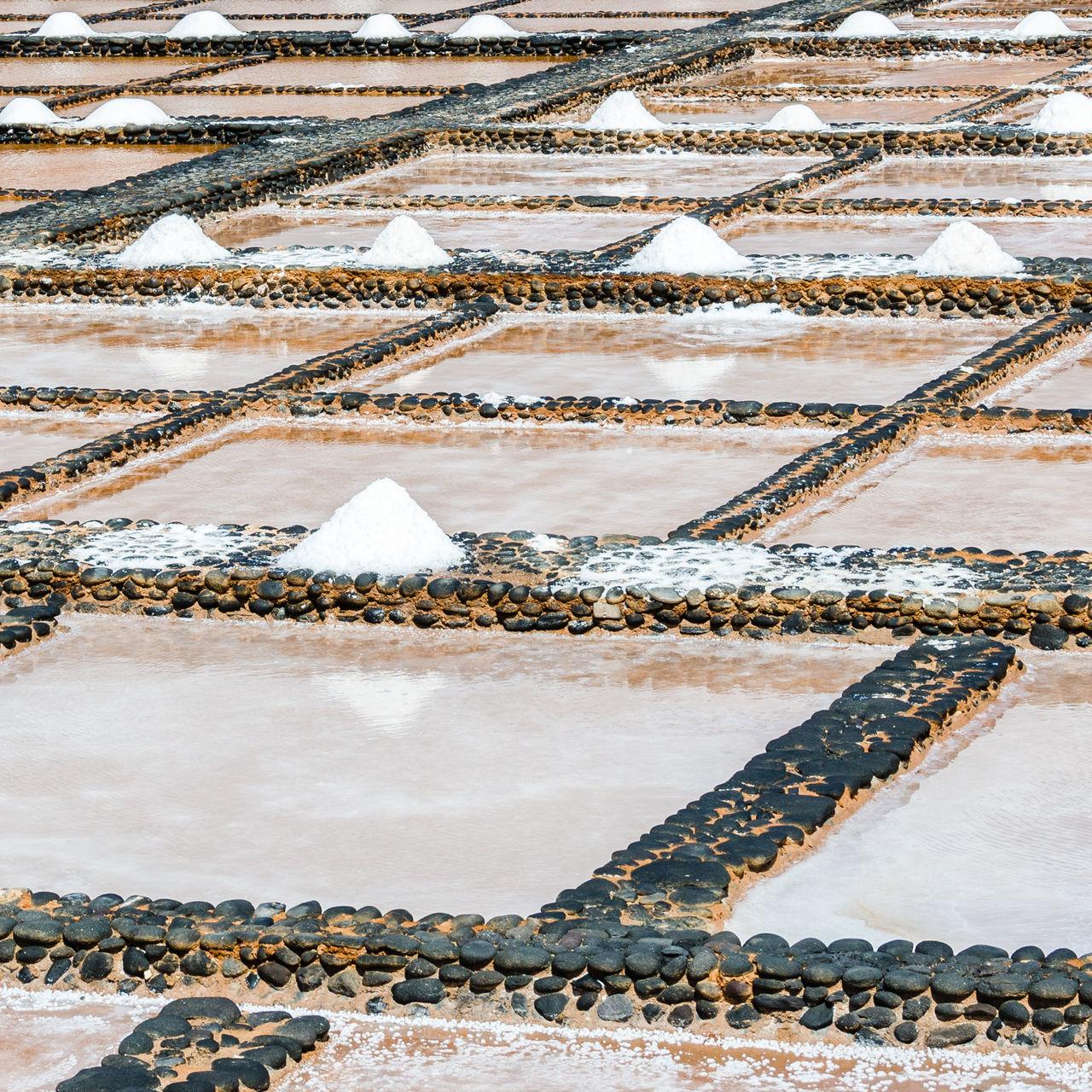 Fuerteventura Las Salinas Museo De La Sal Pattern Pattern Pieces Puerto Del Carmen
