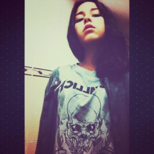 Fellita Metallica Blouse