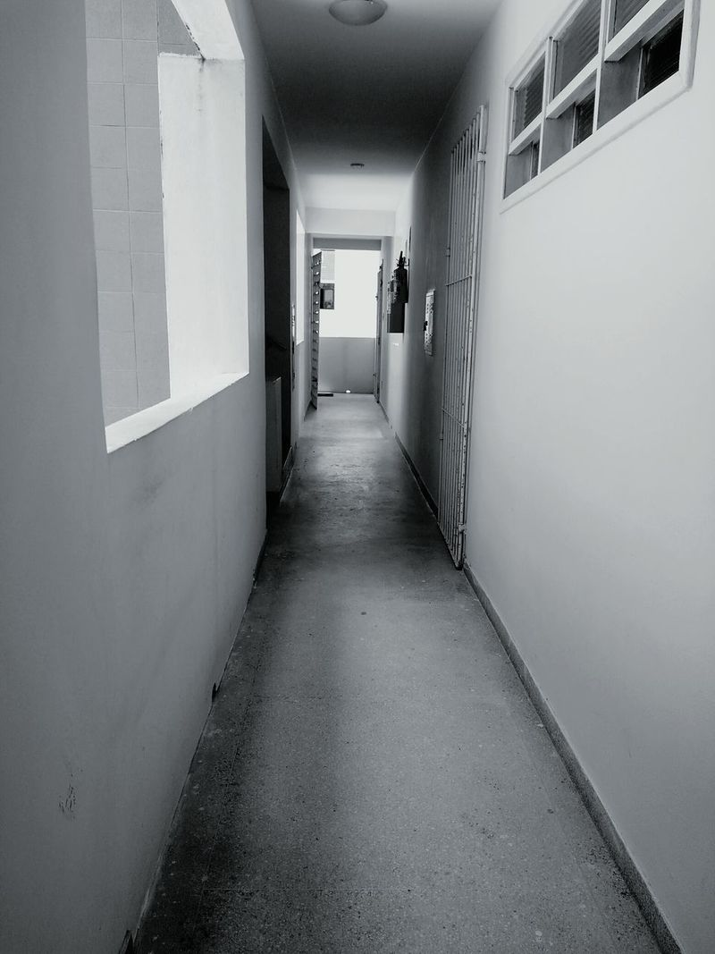 Oldapartment Corridor No People Day Silence EyeEmNewHere Welcome To Black Long Goodbye Resist The Secret Spaces Break The Mold TCPM EyeEm Selects Sommergefühle