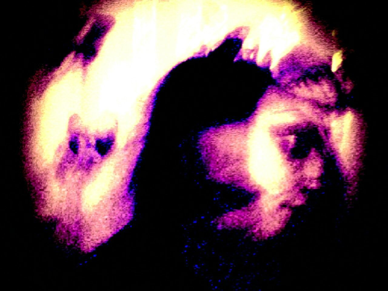 Imagination That's Me Taking Photos Enjoying Life Out Of Body Experience Leaving Body Iredesant Dream Check This Out That's Me Self Portrait Ideas Mystery Curiosity Abstract Faces Of EyeEm
