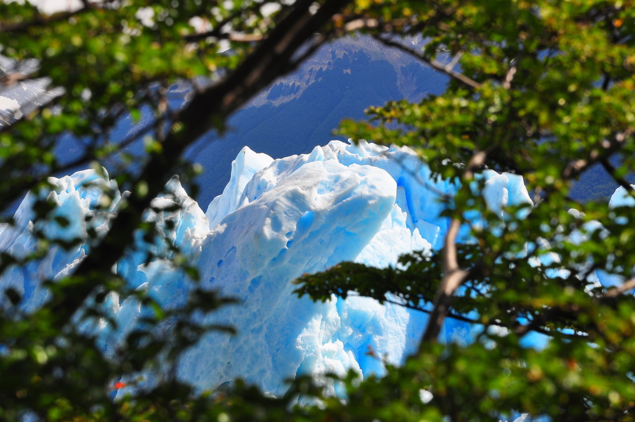 Beauty In Nature Glacier Hielo Milenario Nature No People Outdoors