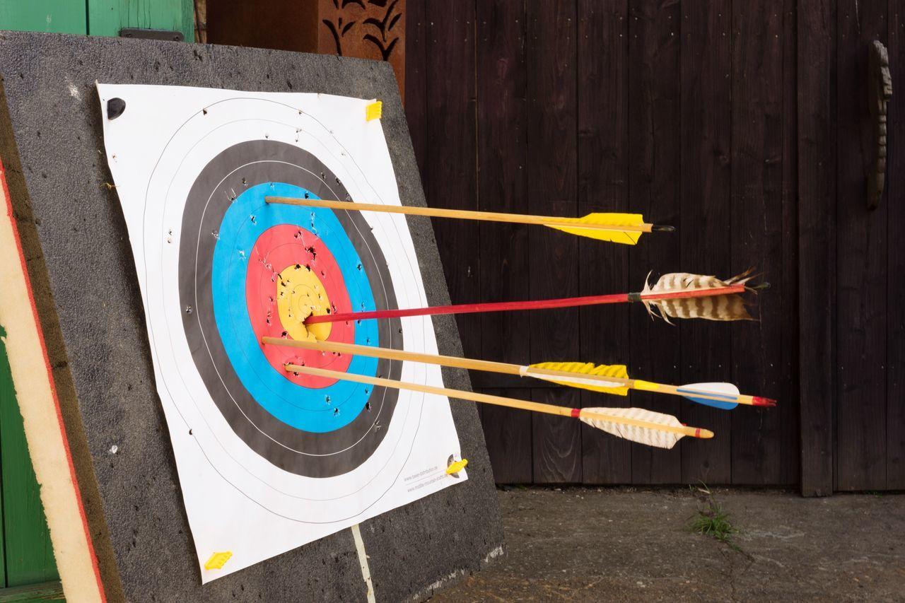 Bang On Target Archery Arrows