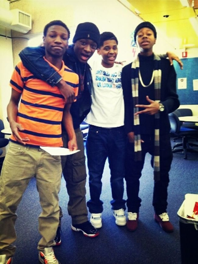 me and the bros yesterday..