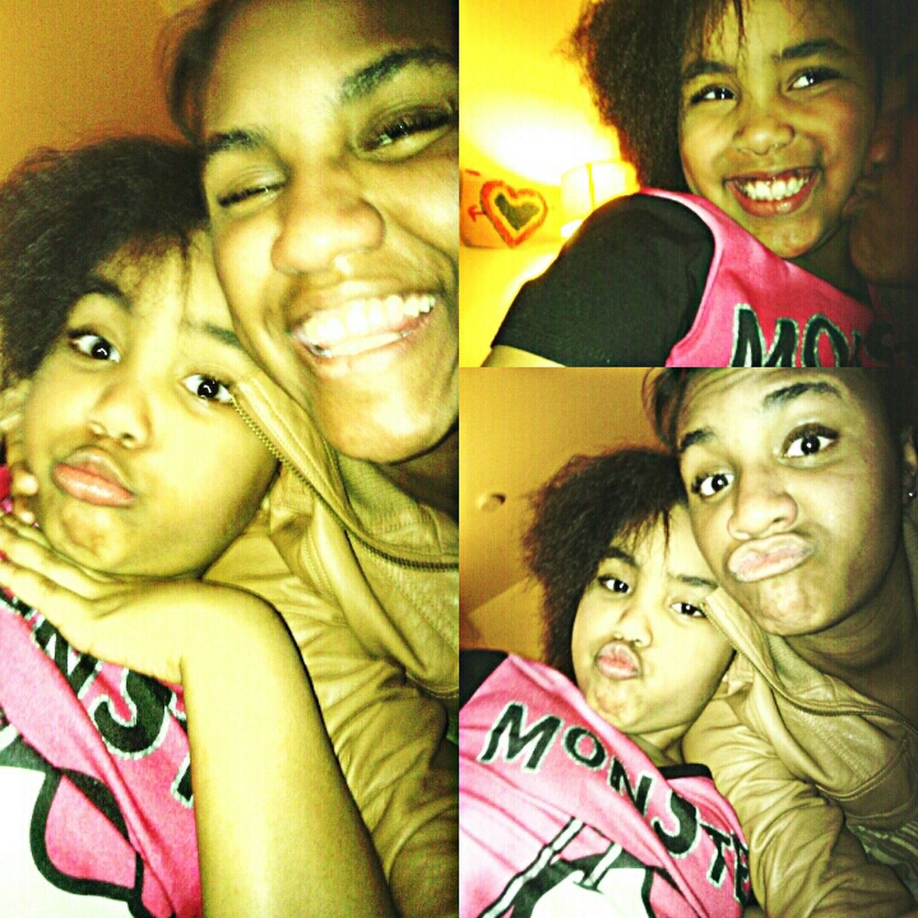 Sissy & me beiin silly :P ♥